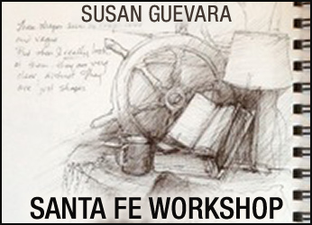 Four Friday Mornings: You Can't Draw? Oh Yes You Can! @ Santa Fe | New Mexico | United States