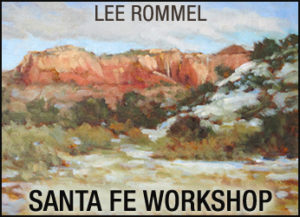 AM Painting with Lee Rommel @ Santa Fe | New Mexico | United States