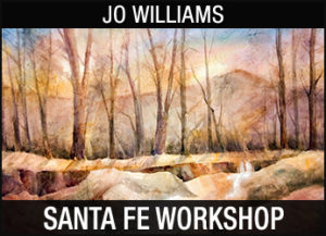 Paint Two Days with Jo Williams