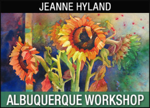 Watercolor: Jump Start Your Creativity - Jeanne Hyland