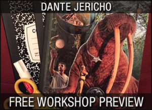 FREE Preview for Contemplative Collage Workshop
