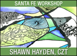 Zentangle Techniques & Practice: Three Mondays @ Santa Fe | New Mexico | United States